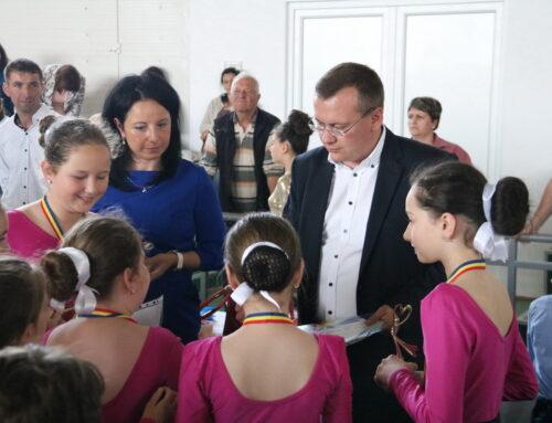Concurs Național de dans sportiv in Orașul Panciu