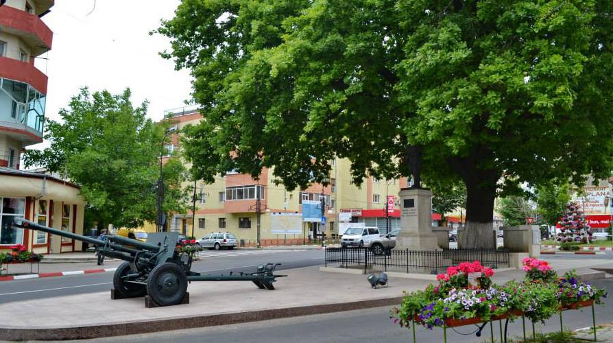 Orașul Panciu