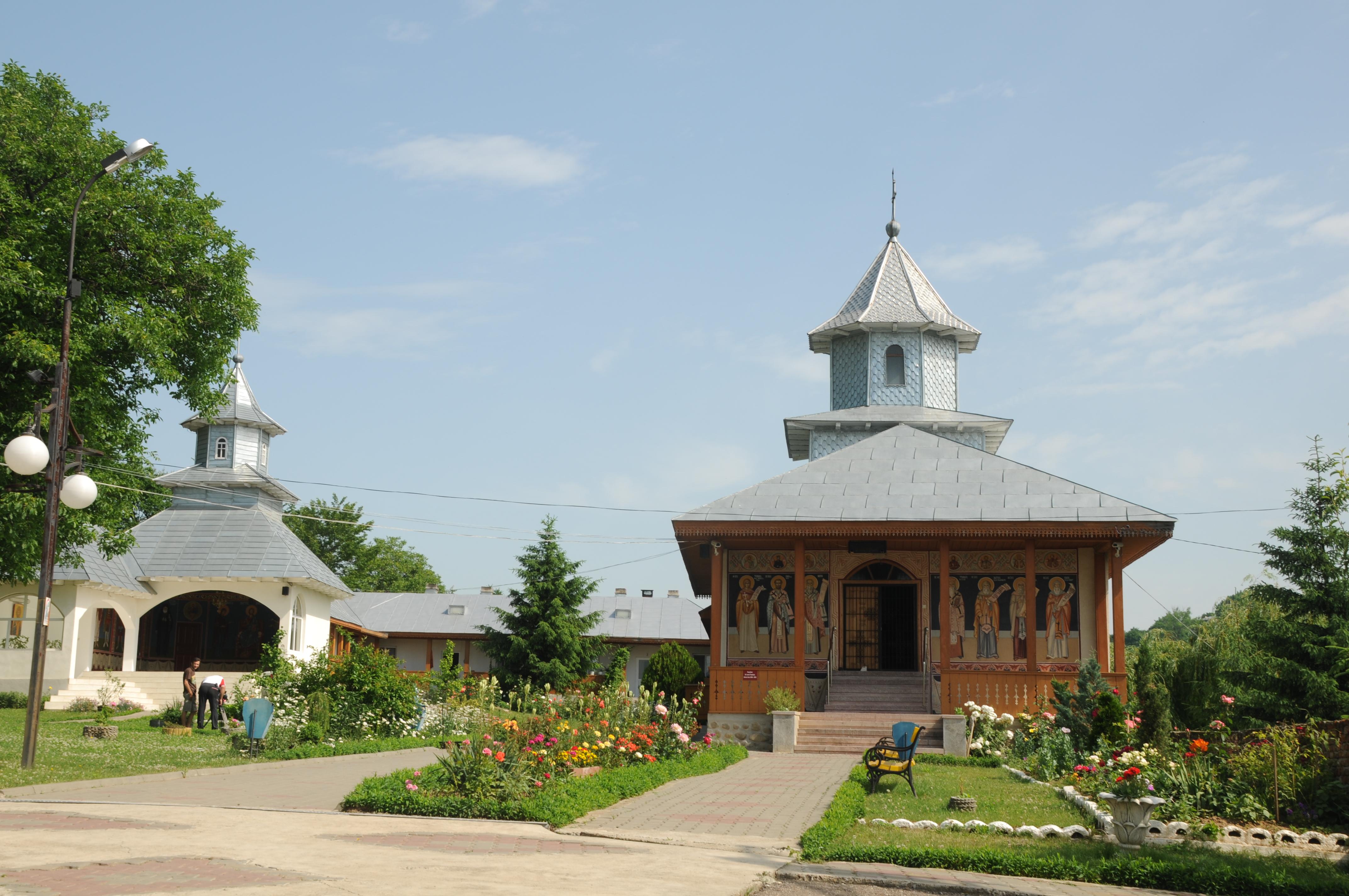manastirea brazi 5